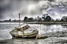 Marée basse, Bretagne de Meles11