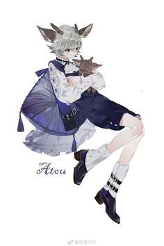 Anime Art Girl, Manga Art, Character Concept, Character Art, Cute Anime Guys, Boy Art, Character Design Inspiration, Anime Style, Kawaii Anime