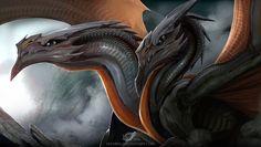 Dragon by IrenBee on DeviantArt