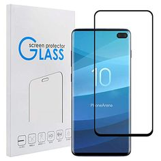 For Samsung Galaxy Tempered Glass Screen protector case friendly Protect Samsung Galxy, Samsung Galaxy S9, Flexible Screen, Fingerprint Recognition, High Touch, Screen Guard, Eye Strain, Mobile Cases, Tempered Glass Screen Protector