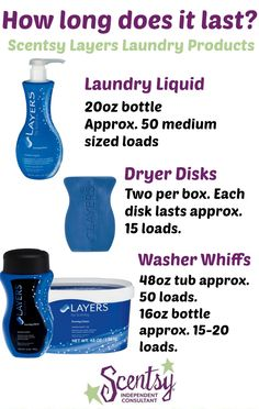 Make your wash smell amazing!! Scentsy it up! Shop online at http://katesjourney.scentsy.us or call 303-517-4458 with questions.