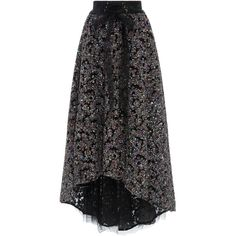 Boohoo Boutique Iman Glitter Sequin Mini Skirt | Boohoo ($18 ...