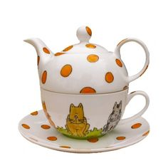 Cats Tea for One at create that look