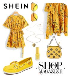 """Shein7"" by jademss994 on Polyvore featuring Sperry and Prada"