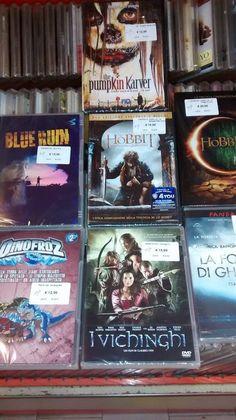 (2) COPERTINE DEI FILM USCITI OGGI - DVD NUOVI E IN OFFERTA