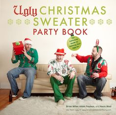 Thrift Fabulous - Thrift Fabulous!Trending Now-Ugly Christmas Sweaters