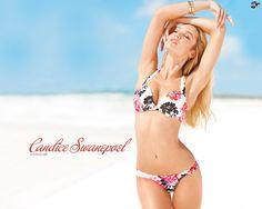Candice Swanepoel 1280x1024 Wallpaper # 105