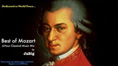 6-Hour Mozart Piano Classical Music Studying Playlist Mix by JaBig: Grea...