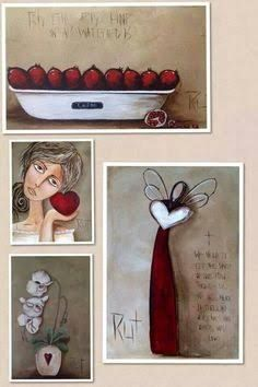 Image result for artist rut Angel Drawing, Angel Pictures, Abstract Canvas Art, Angel Art, Tole Painting, Whimsical Art, Art Sketchbook, Patch, Rock Art