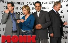 Monk--I own seasons 2, 6 & 8 Ben says I only need season 4 to complete my collection (if you were a fan, you know why) lol. I really do want all 8 seasons though--I miss this show!