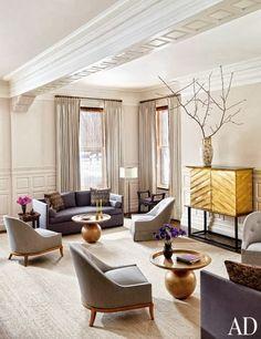 Elegante Casa en Boston | INTERIORES por Paulina Aguirre | Blog de Decoracion | Diseño de Interiores