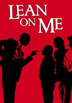 Lean on Me is a 1989 dramatized biographical film written by Michael Schiffer, directed by John G. Avildsen and starring Morgan Freeman. Lean on Me is loosely based on the story of Joe Louis Clark, a real life inner city high school principal in Paterson, New Jersey, whose school is at risk of being taken over by the New Jersey state government unless students improve their test scores. This film's title refers to the 1972 Bill Withers song of the same name. Parts of the film, including the…