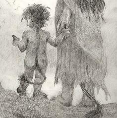 little troll by skjon