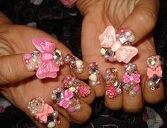 Image result for long nail designs