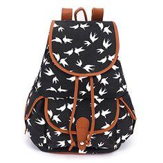 BESTOPE® High Quality & Brand New Vintage Retro Floral Ladies Canvas Bag /School Bag/Backpack (A-Black) BESTOPE http://www.amazon.com/dp/B00MGIOJ56/ref=cm_sw_r_pi_dp_EiTTvb13MNBMC