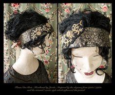 Flapper HeadbandArt Deco Headband1920s HeadbandBohemian by Jevda