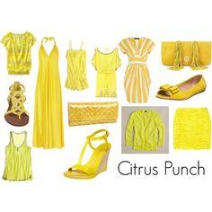 Citrus Punch Style