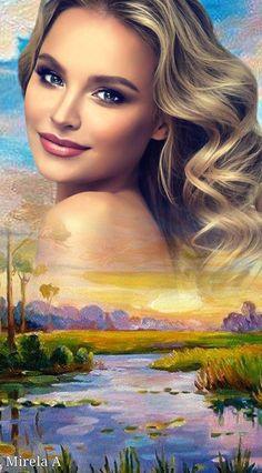 Beauty In Art, Lion Pictures, Disney Characters, Fictional Characters, Anton, Disney Princess, Art Images, Dusk, Sunrises