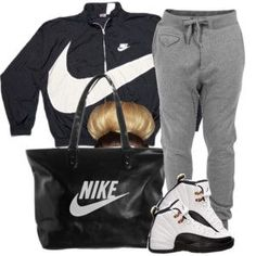 #OFTD 04.21.14 Lazy day Air Jordan Retro 12 ~Brianna