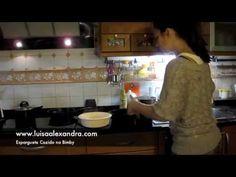 Esparguete Cozido na Bimby • Luisa Alexandra • www.luisaalexandra.com - YouTube