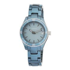 Fossil Women's ES2926 Quartz Stainless Steel Aqua Blue Dial Watch Fossil. Save 26 Off!. $84.99. Durable mineral crystal protects watch from scratches,. Case diameter: 30 mm. Casual watch. Water-resistant to 50 M (165 feet). Quartz movement