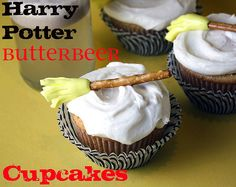These would be so cute for a Harry Potter Party!