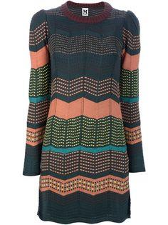 M MISSONI Multi-Coloured Sweater Dress