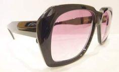 66bb795a32 Ultra Goliath II Sunglasses Vintage Oceans 11 Casino Black Violet Robert de  Niro