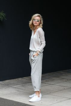 the-rue-collective-pol-clothing-grey-3 street style - inspiration - trousers -
