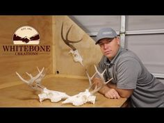 North American Hunter's Mark Kayser demonstrates the simple process of cleaning a deer skull for a European mount by using a pressure washer. Deer Skull Art, Deer Skulls, Deer Antlers, Deer Camp, Deer Hunting, Coyote Hunting, Predator Hunting, Hunting Stuff, Pheasant Hunting