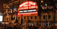 WATCH: What city of Chicago sounded like moment Cubs won - Chicago Cubs Baseball Update | CubsHQ