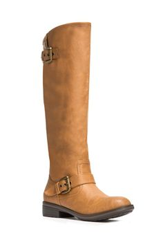 Just Fab Wide Calf Boots To Cute!!This is the best ever!