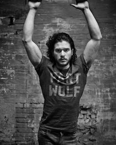 Jon Snow Is Part Wolf