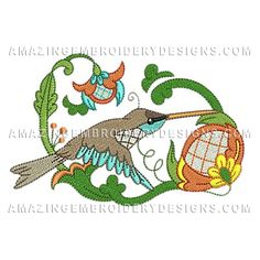 Amazing Embroidery Designs-Friday's beautiful gift!