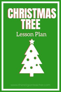 Christmas trees can be a great tool for catechesis whether at home or in a classroom. This lesson plan will help you unpack the symbolism of the Christmas tree customs with your students. What Is Christmas, Christmas Tree Crafts, Catholic Religious Education, Religious Studies, Advent Activities, Kids Church, How To Plan, Ministry Ideas, Youth Ministry