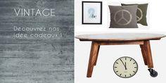 mobilier industriel, loft, design vintage, meuble industriel, meuble metal, table basse, Charles et Ray Eames,