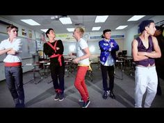 Imagine if Disney Prince's were in a boy band. This is amazing.... I honestly didn't want this video to end!