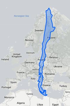 The true length of Chile European Map, Italy Spain, Alternate History, Antique Maps, World History, Wine Country, American History, Norway, Chile