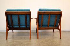 Model 6 Teak Lounge Chairs by Arne Vodder for Vamo, Set of 2 3