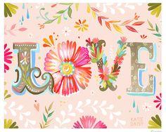 Katie Daisy Art - LOVE!!! @Katie Schmeltzer Schmeltzer Schmeltzer Hatch