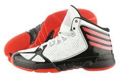 ADIDAS MAD HANDLE Basketball MENS White crazy derrick rose Q33355 NEW #adidas #Basketball