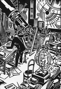 Die Stadt - Frans Masereel