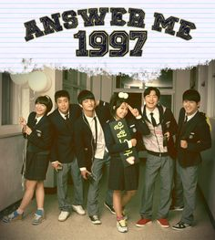 Answer Me 1997.  I loved this show.  Although I didn't get all the pop culture references, it still prefectly captured what it felt like to be on the cusp of becoming an adult.