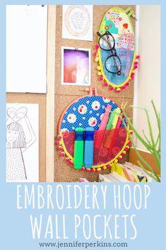 Embroidery hoop craf