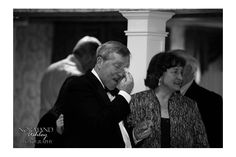 Emotional father of the bride.  Married: MaryBeth & Joe   Winter Wonderland   Oak Ridge Country Club   Feeding Hills, MA