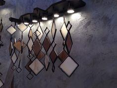 #IDL #design #wall #light #wood #onyx # glass