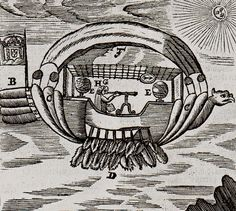 Passarola, Bartolomeu de Gusmão's airship
