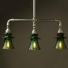 Retro Present Day Lighting Fixtures With Industrial Design Vibe ...