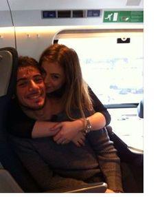 Aldo Palmeri e Alessia Cammarota di ritorno a Catania
