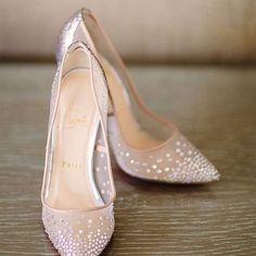 Beautiful Wedding Heelsby @louboutinworld ❤️ #gown #couture #dressesafterdark #bridetobe #bridezilla #weddingday #wedding #weddings #bride #bride2be #bridalblogger #allthingsbridal #gettingmarried #bridal #style #fashion #events #weddingplanner #love #veil #bridalmakeup #dubai #follow #wbyt #weddingsbyyourstruly #sydney #weddingdress #dreamwedding4u
